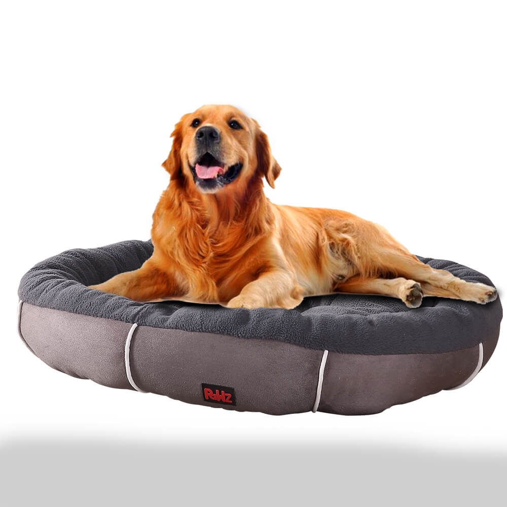 PaWz Heavy Duty Pet Bed Mattress Dog Cat Pad Mat Cushion Winter Warm Soft Size L