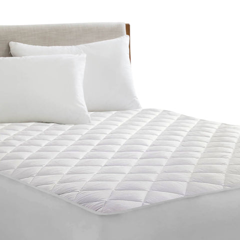 DreamZ Fully Fitted Waterproof Microfiber Mattress Protector in Double Size