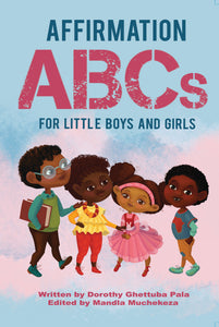 Affirmation ABCs for Little Boys and Girls