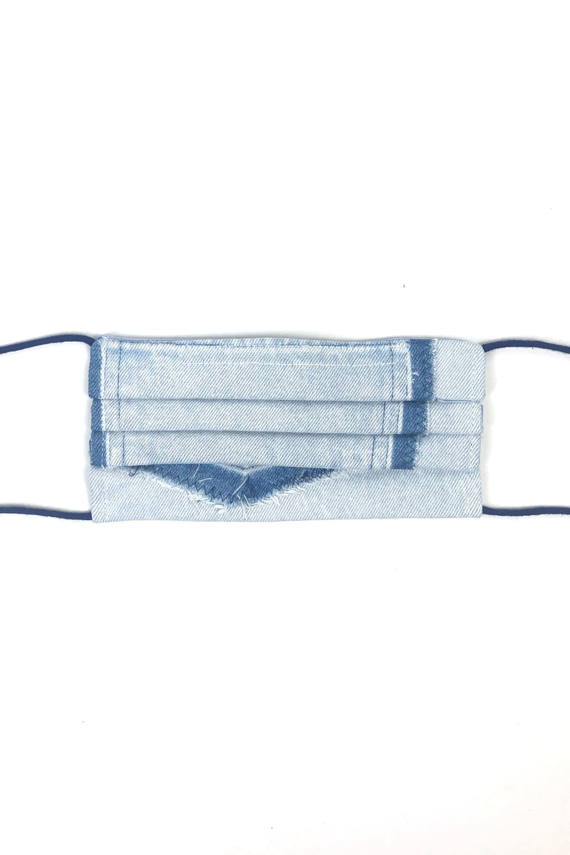 Light Jean Pocket Mask