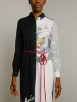 Shirt Dress Made to Order