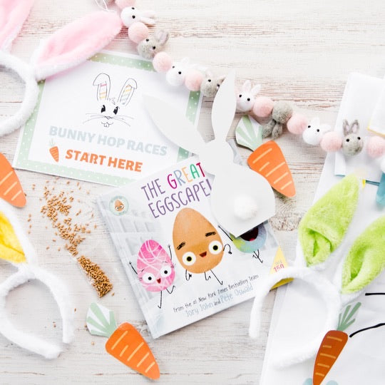 YearCheer Curated Easter Activity Box