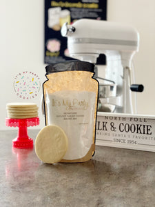 Signature Cookie Baking Mix