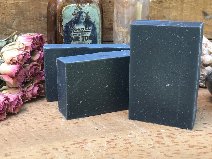 Activated Charcoal Complexion Soap