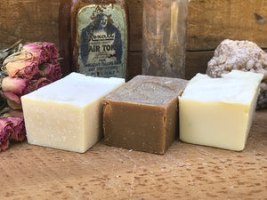 Pine Tar Soap - Hand Stirred Collection
