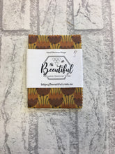 Load image into Gallery viewer, ビー ワックス ラップ Beeswax Wraps (Reusable) Small x 1