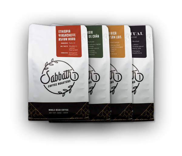 Sabbath Coffee Subscription Box