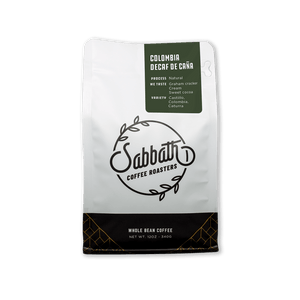 Colombia Decaf - Sabbath Coffee Roasters