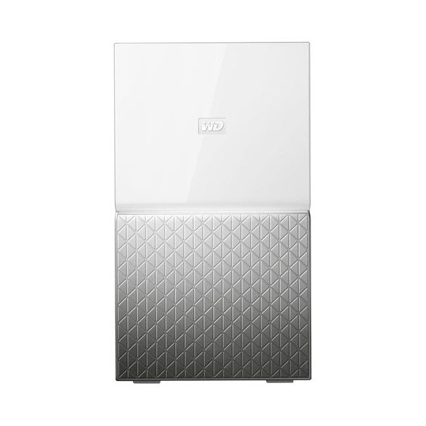 "WD NAS 3.5"" USB3  6TB My Cloud Home Duo"
