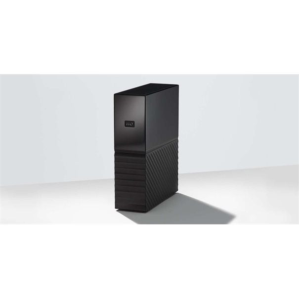 "WD HDex 3.5"" USB3 8TB My Book black"