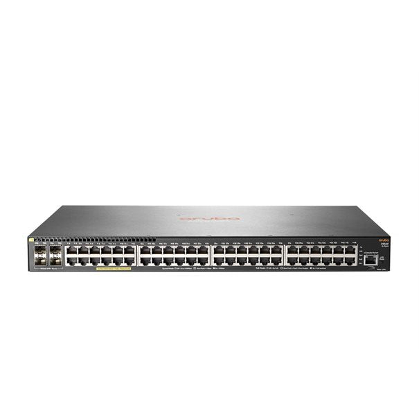 HP Switch 2930F-48G 48xGBit/4xSFP+ PoE+ JL256A