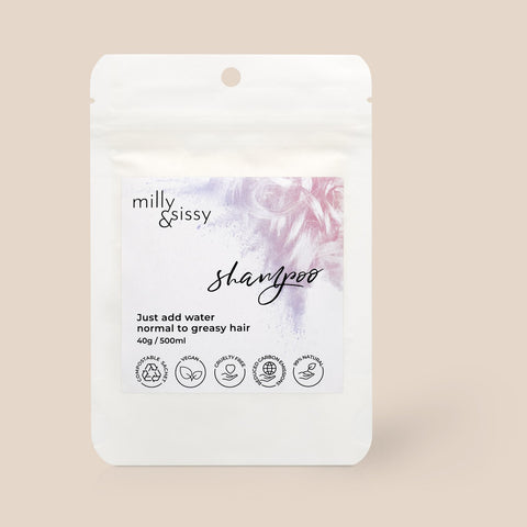Just Add Water Refill Sachet - Shampoo (Normal/Oily Hair)