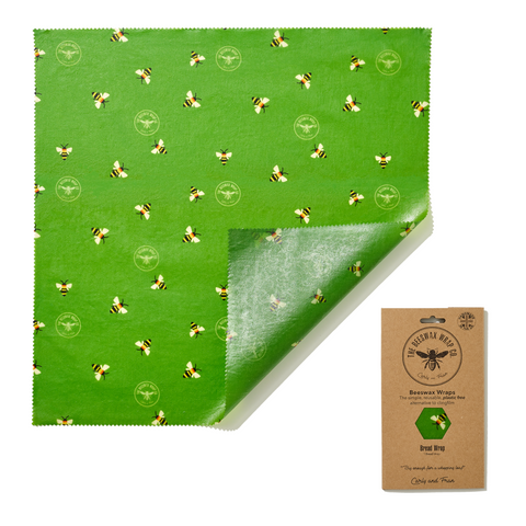 Beeswax Wrap Co. Bread Wrap (Serious Beesness)