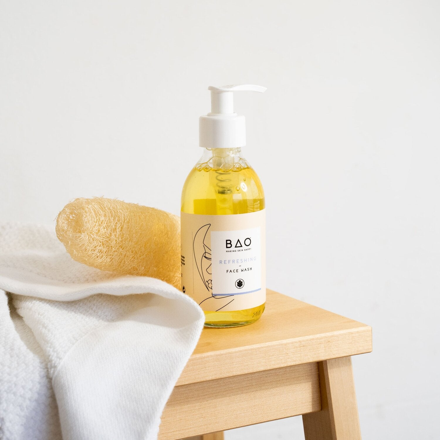 BAO Refreshing Face Wash (5ml Tester)