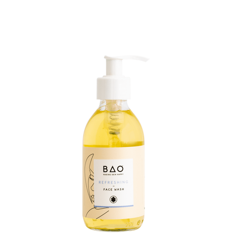 BAO Refreshing Face Wash (200ml)