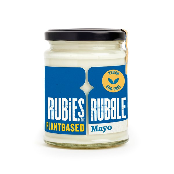 Rubies in the Rubble Vegan Mayo (240g)