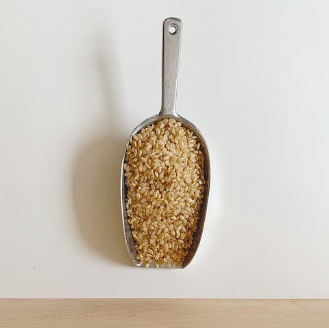 Brown Short Grain Rice (100g)