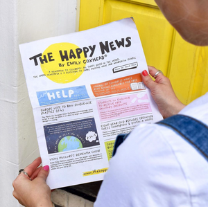 The Happy News (Issue 21, March 2021)