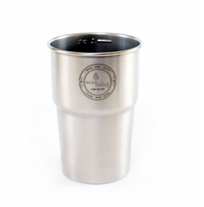 Stainless Steel Cup (UK Half Pint)
