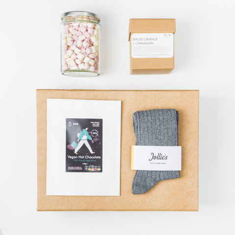 Something Good 'For A Cosy Weekend' - The Gift Box*