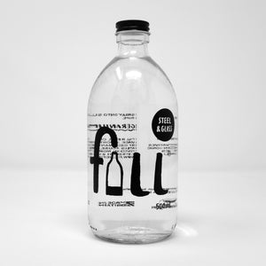 Fill Steel and Glass Cleaner - Geranium (100ml)