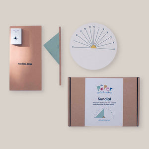 Make Your Own Sundial Kit