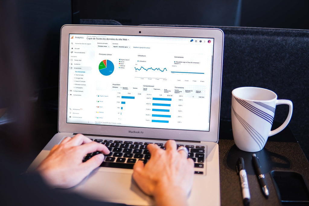 google analytics  - more traffic to your website