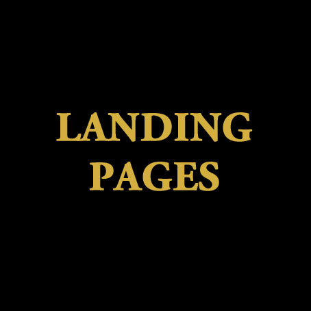 how to make landing pages online