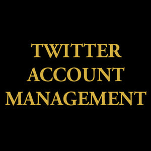 twitter account management agency online