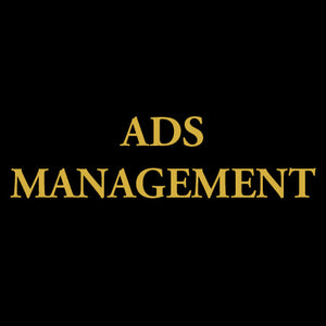 Ads management for social media and google ads