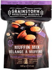 GRAINSTORM Ancient Grain Muffin Mix
