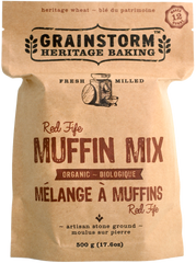 GRAINSTORM Red Fife Muffin Mix