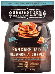 GRAINSTORM Heritage Baking Mixes