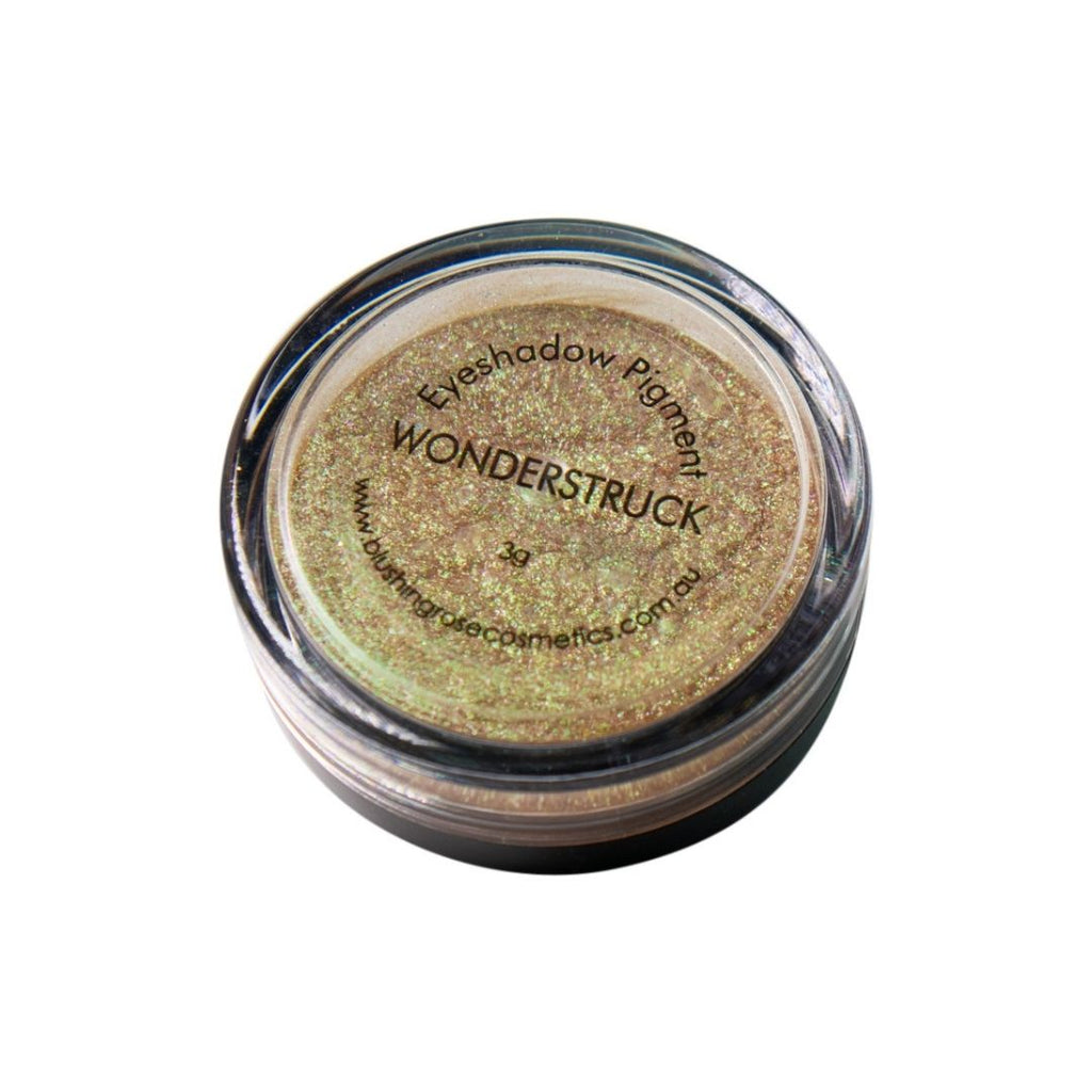 Blushing rose cosmetics wonderstruck loose pigment