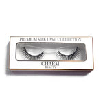 Load image into Gallery viewer, Charm beauty goddess silk lashes in packaging