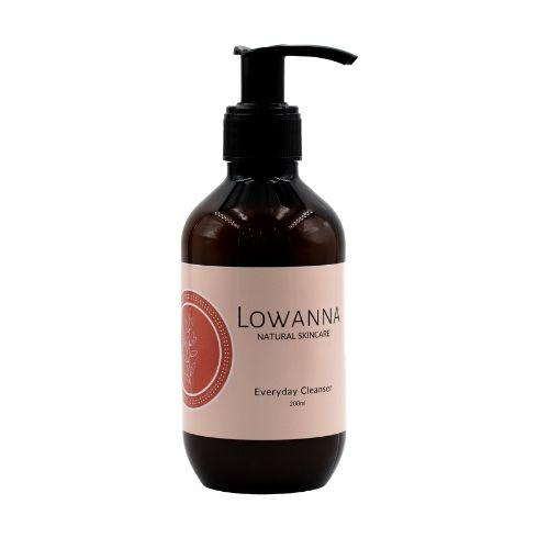 Lowanna natural skincare everyday cleanser