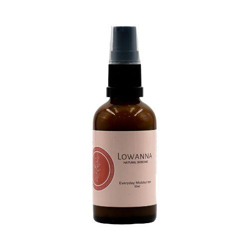 Lowanna natural skincare everyday moisturiser