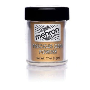 Mehron makeup precious gem powder tigers eye