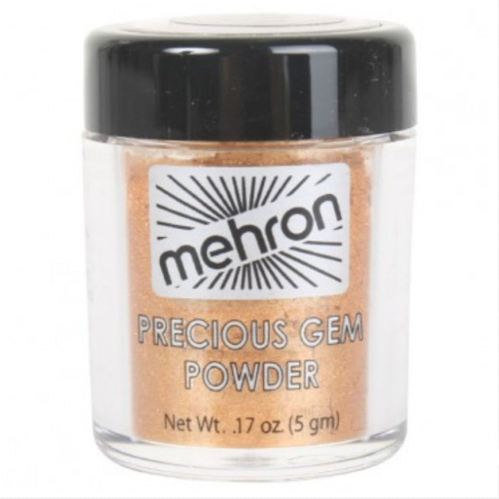 Mehron makeup precious gem powder topaz