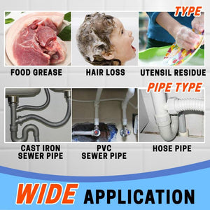 Pipe Dredge Deodorant Home starryhome