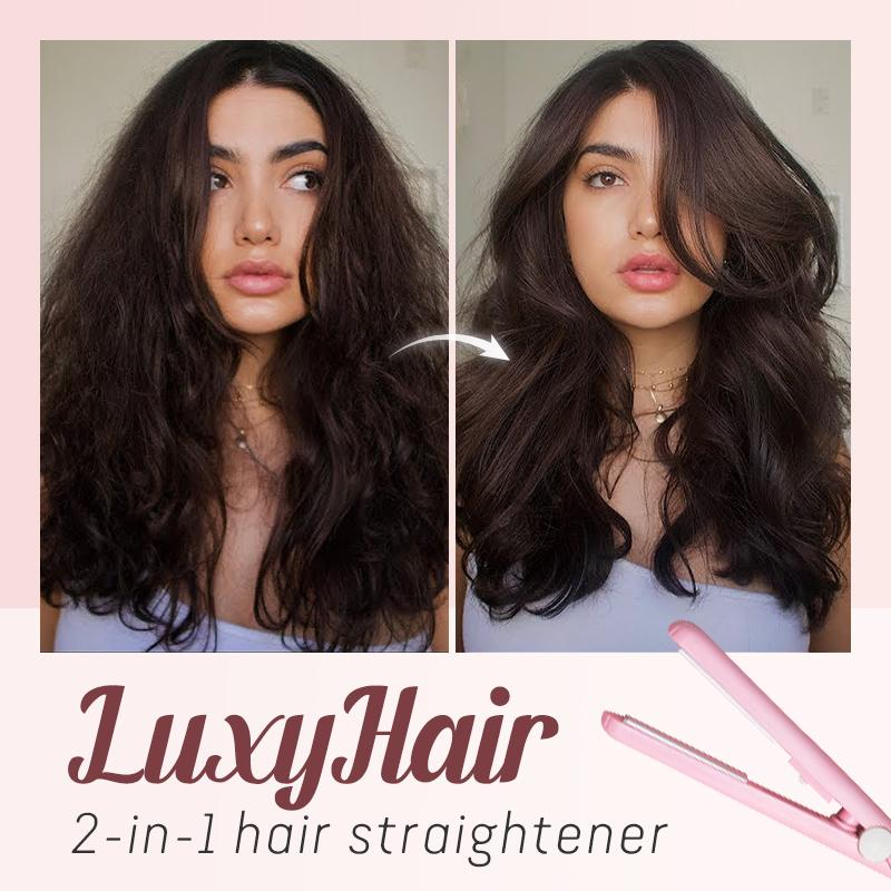 LuxyHair 2-in-1 Straightener starryhome