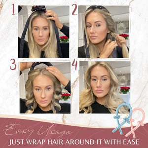 Heatless Hair Curling Wrap Kit starryhome