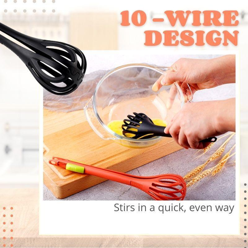 Multi Use Egg Whisk Kitchen starryhome