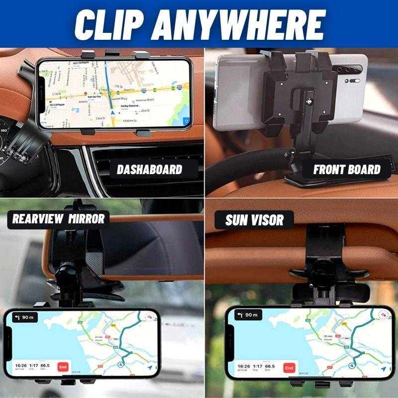 Car Dashboard Phone Holder Gadgets starryhome