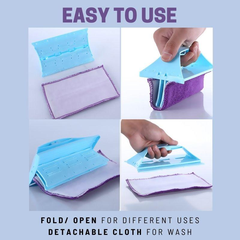 EasyClean Foldable Sponge Home starryhome