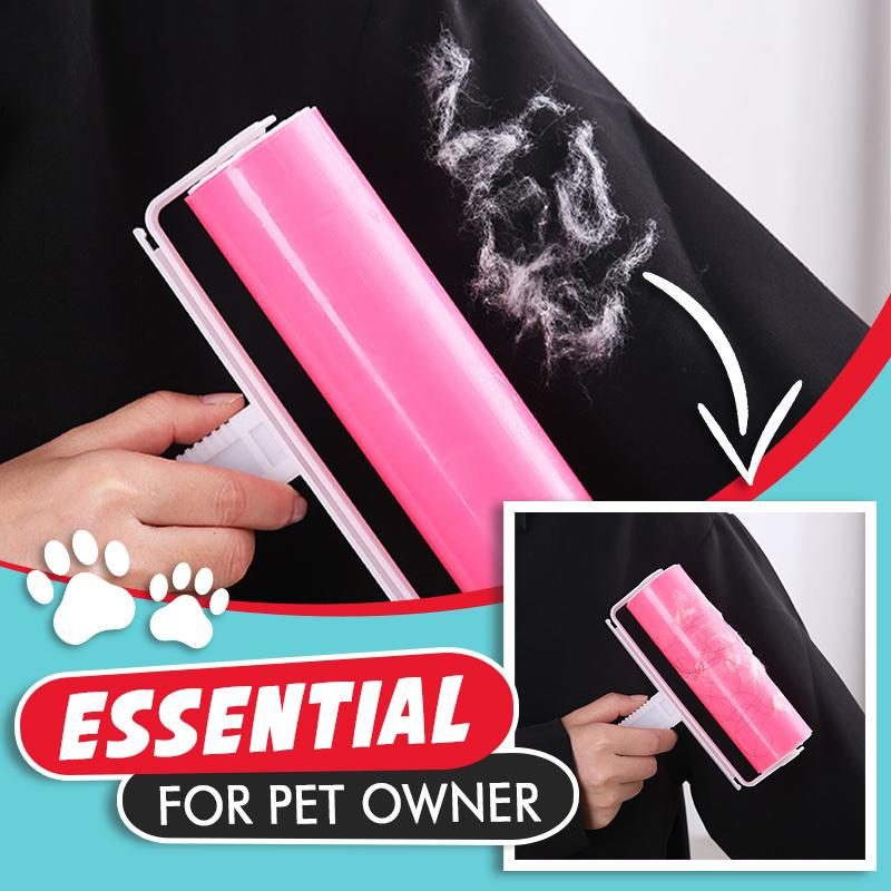 Washable Sticky Lint Roller Pets DazzyCandy