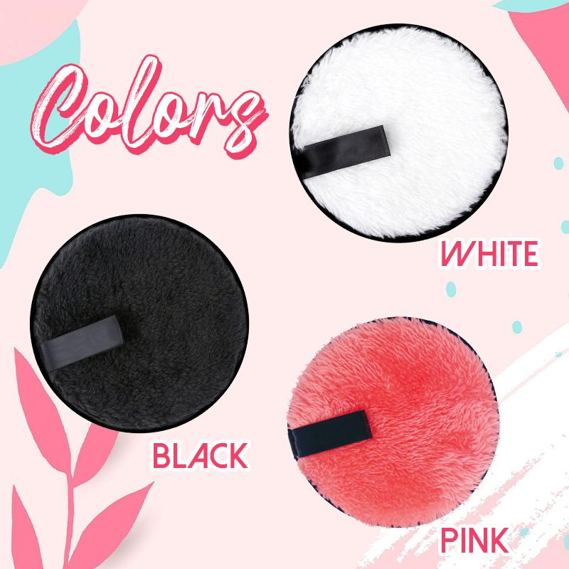 Washable Make-Up Remover Puff Sponge Makeup DazzyCandy