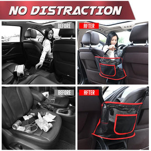 Car Net Pocket Handbag Holder Pets DazzyCandy