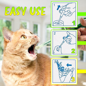 FastPiller™ Pet Tablet Feeder Pets DazzyCandy
