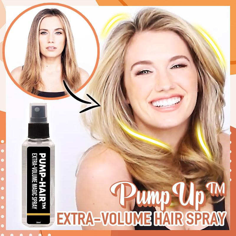PumpUp™ Extra-Volume Hair Spray Hair Huggy Bazaar